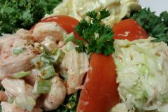 Shrimp Salad Entree