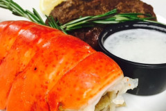 Surf and Turf Dinner