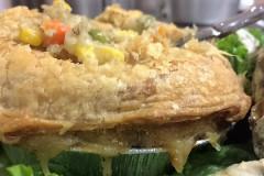 Oyster Pot Pie