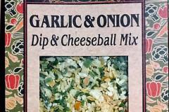 Garlic & Onion Dip Mix