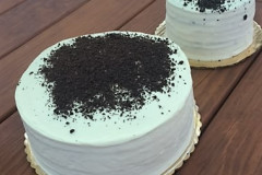 "Oreo Smith Island Cake: 9"" or 6"""